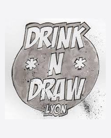 Drink and Draw Lyon