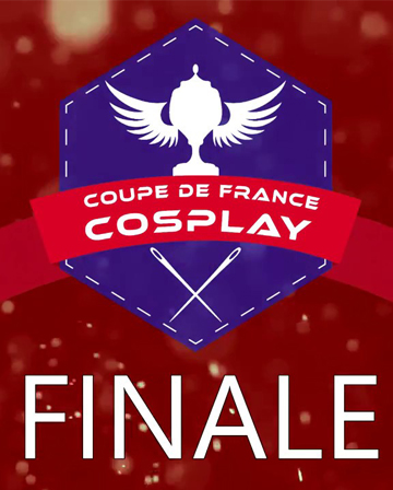 CFC - COUPE DE FRANCE DE COSPLAY
